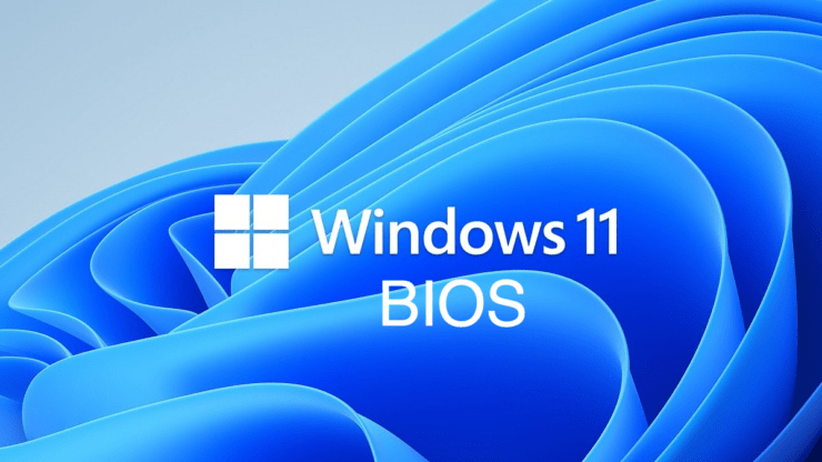 How to Access the Windows 11 BIOS