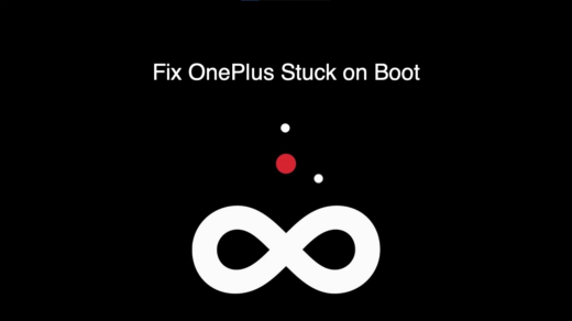 How to Fix OnePlus Stuck on Boot Screen