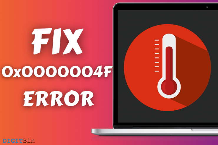 How to Fix STOP 0x0000004F Errors