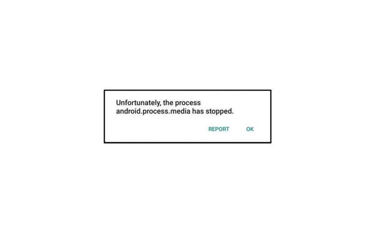 How to Fix android.process.media has Stopped