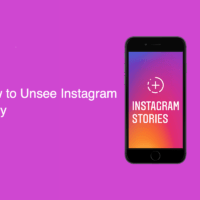How to Unsee Instagram Story