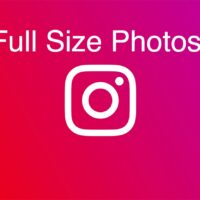 How to View Full-Size Instagram Photos