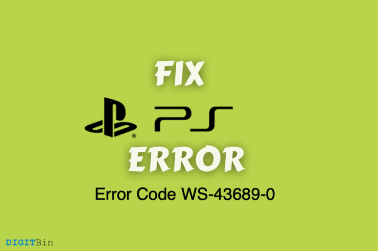 How to fix PS Now error code ws-43689-0
