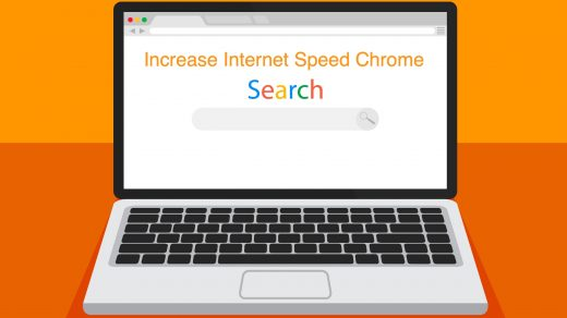 Increase Internet Speed Chrome Browser Windows