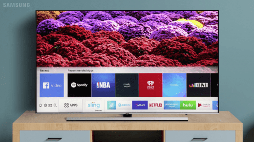 Install APK on Samsung Smart TV