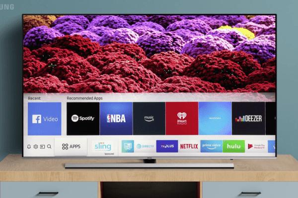 Install APK on Samsung Smart TV