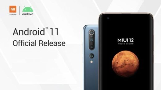 Install Android 11 on Mi 10 and 10 pro