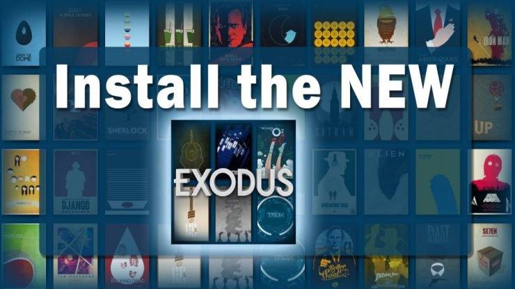 Install Exodus on Kodi latest