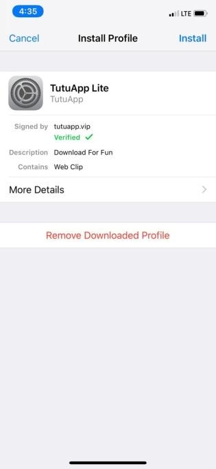 How to Get TutuBox Lite for iOS? 2