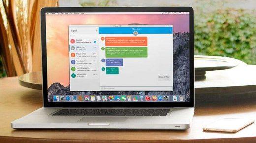 Install Signal Desktop App on PC
