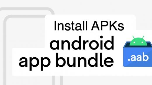 Install APKs App Bundles Android