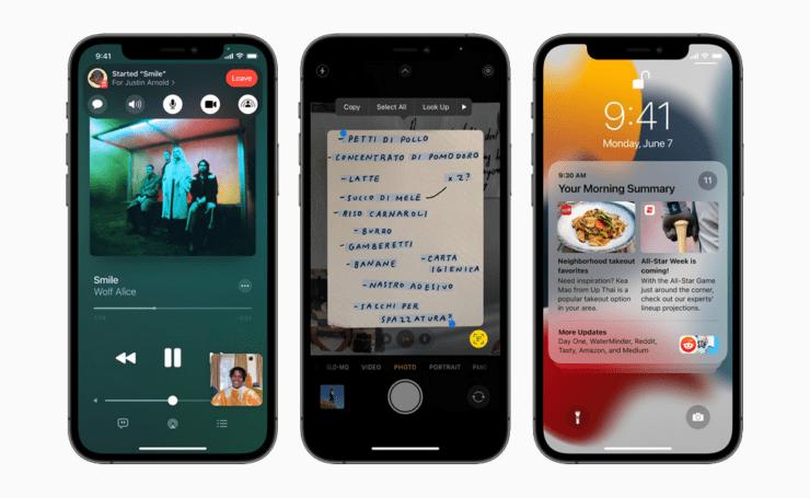 Install iOS 15 Beta on iPhone