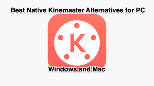KineMaster Alternatives Windows and Mac