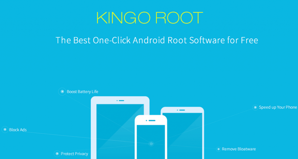Kingo Root-one click rooting app