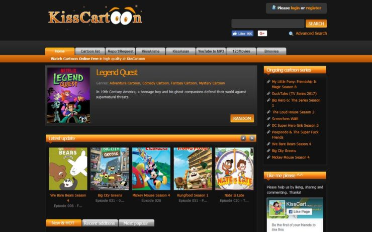 Kisscartoon Alternatives 15 Best Sites Like Kisscartoon