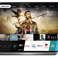 List LG Smart TV Apps