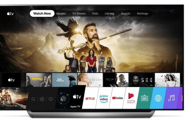 List LG Smart TV Apps