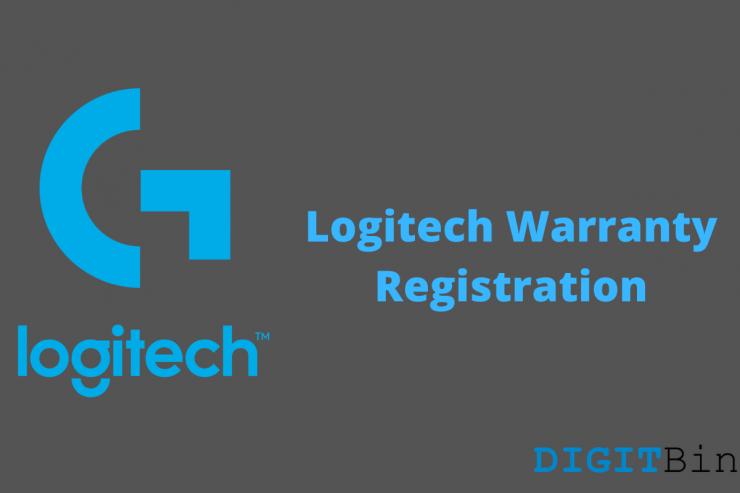 Logitech Warranty Registration