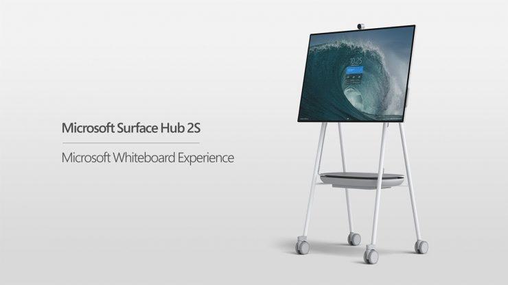 Microsoft Surface Hub 2S 85 inch