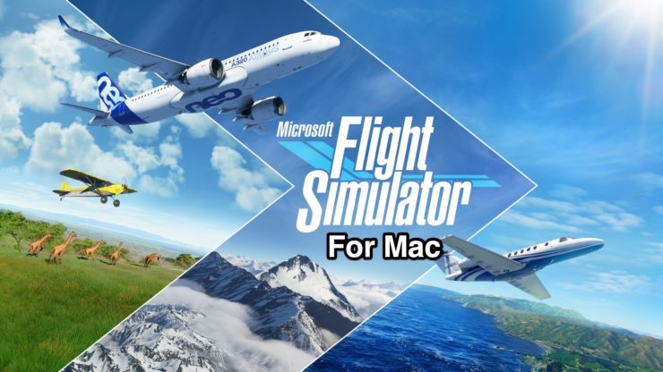 Microsoft Flight Simulator for Mac