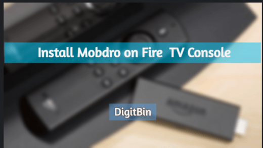 Mobdro for Firestick TV