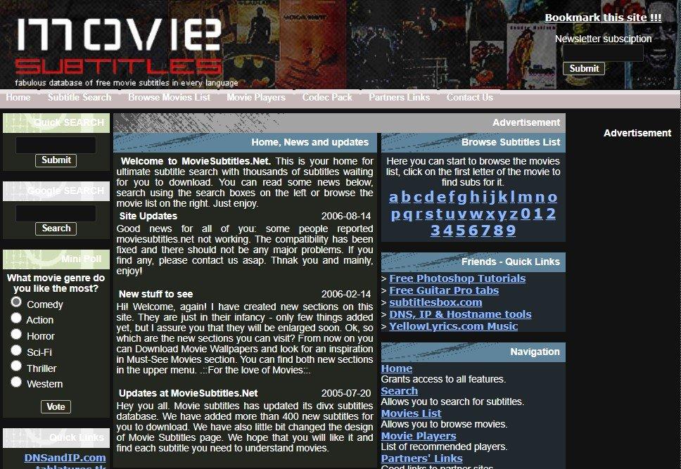 MovieSubtitles.org