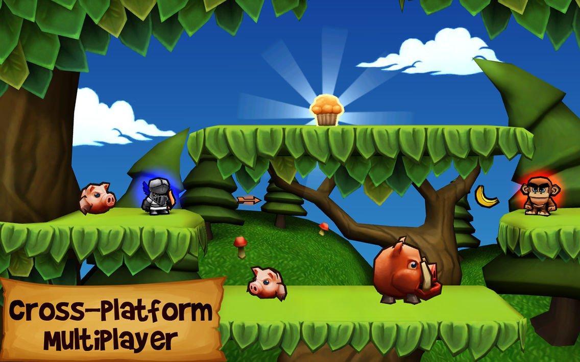 Muffin Knight Multiplayer