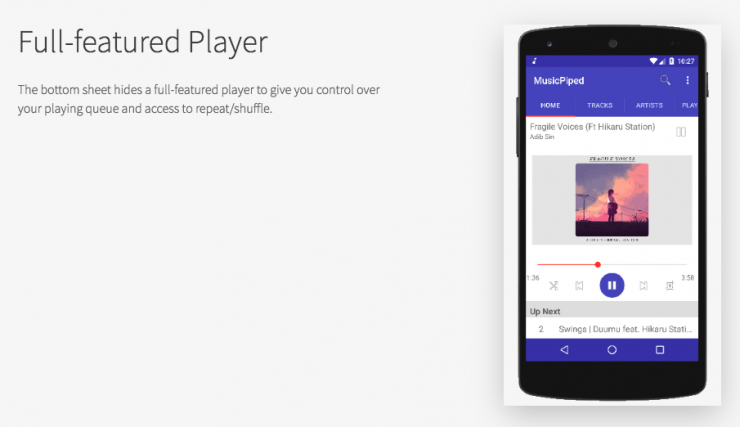 Musicpiped Best Free Open Source Youtube Music Player