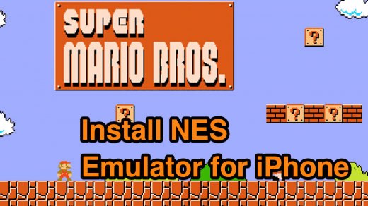 NES Emulator for iPhone