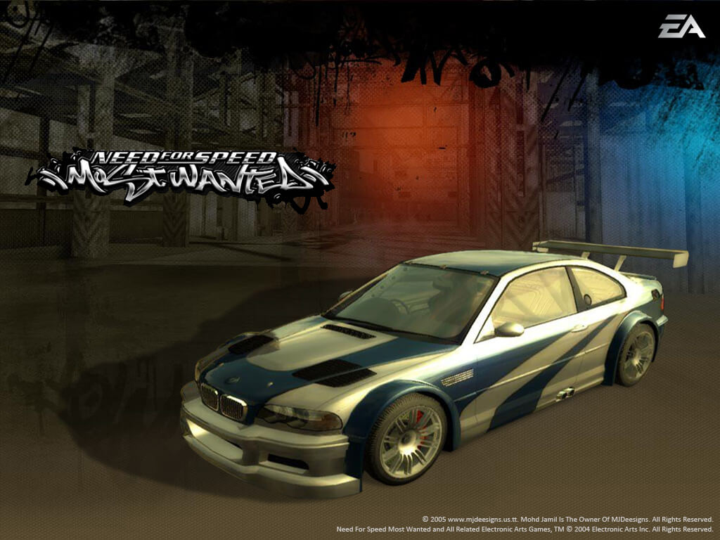 NFS_Most_Wanted