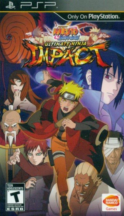 Naruto Shippuden – Ultimate Ninja Impact