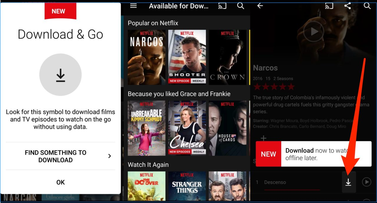 Netflix Downloader Android Download Movies And Shows Offline