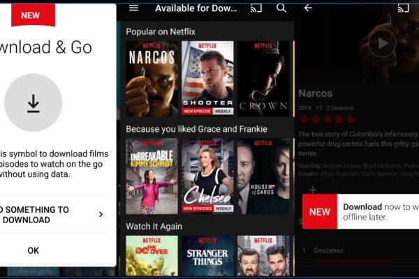 Netflix Downloader Offline Android