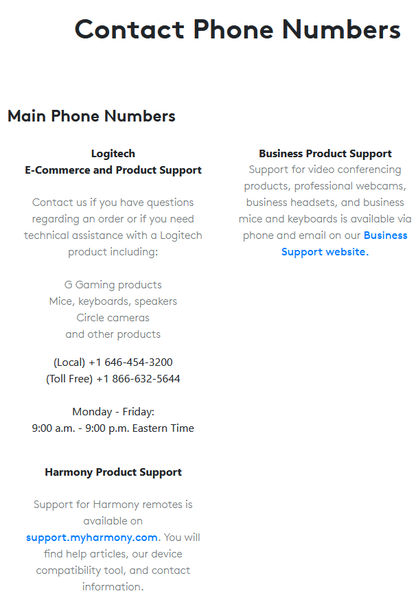 Now, you have the valid contact numbers working in your region
