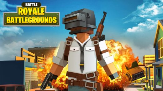 Offline Battle Royale Games Android