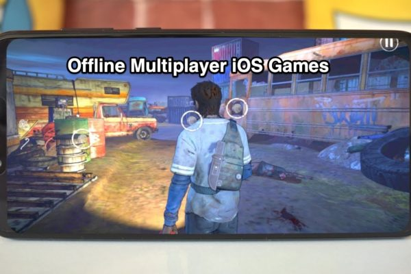 Offline Multiplayer iPhone and iPad Games