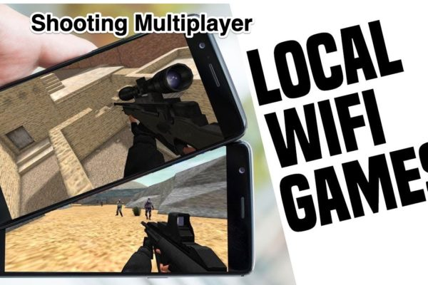 Offline Shooting Games Local Wi-Fi Multiplayer