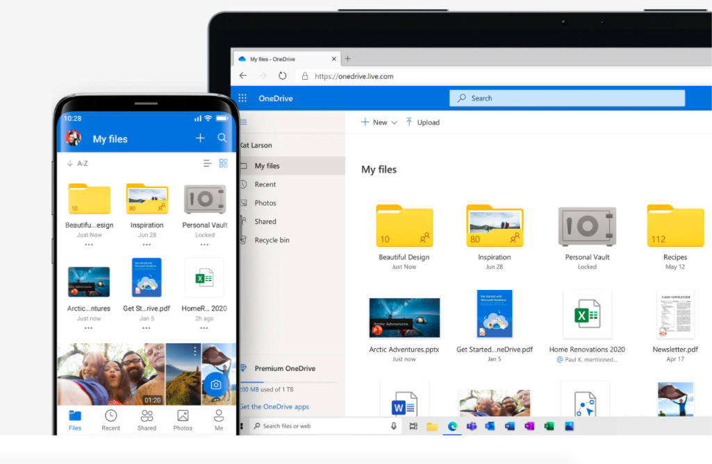 OneDrive Cloud