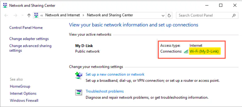 Open-Network-and-Sharing-Center-in-Windows-10