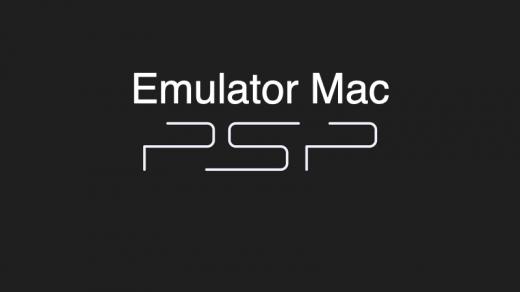 PSP Emulator Mac
