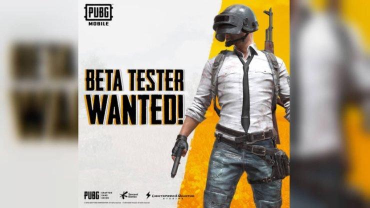 PUBG Mobile Beta PC