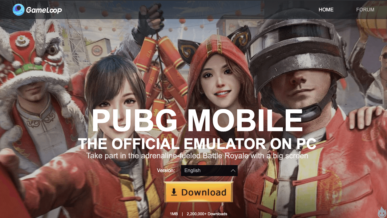 PUBG Mobile Windows 10