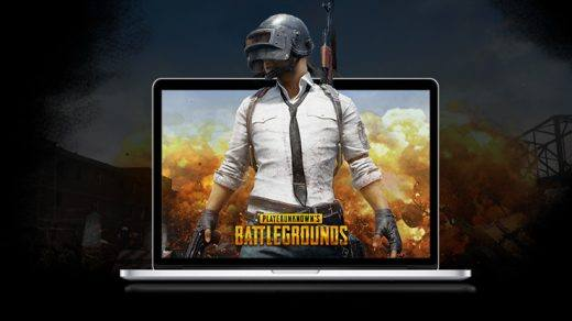 PUBG on windows 10 PC