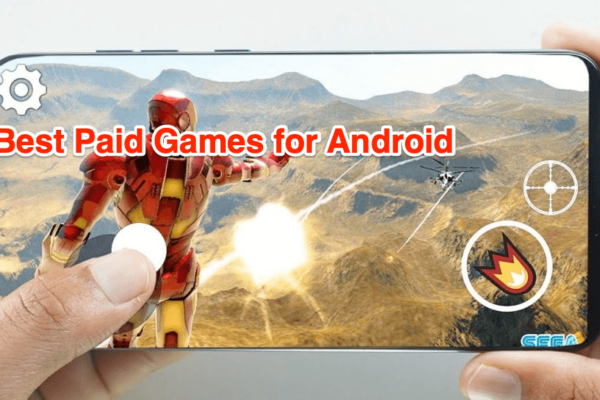 Paid Games Android_Best