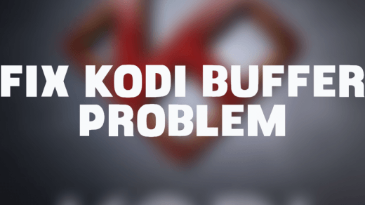Stop buffer on Kodi Krypton