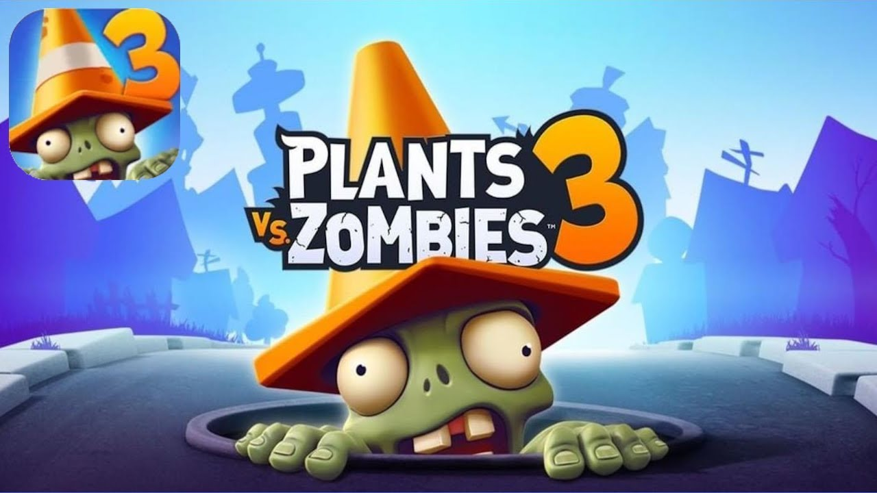 Plants Vs Zombies 3 for PC Windows Mac