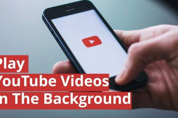 Play YouTube App in background for Android