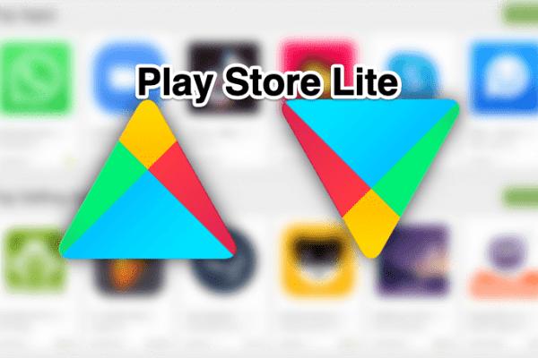 Play Store Lite