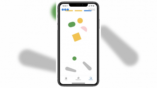 Play the Secret Google Pinball Game in iPhone