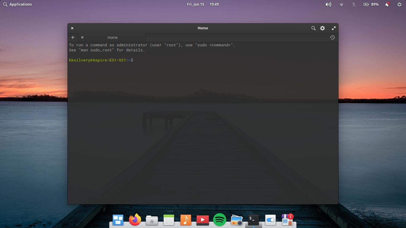 "Press Windows Key (Windows Keyboard) or Super Key (Mac Keyboard) and then ""T"" together."